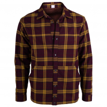 Men's York Fleece Lined Shirt Classic Fit