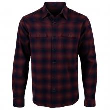 Men's Logan Flannel Shirt Relaxed Fit