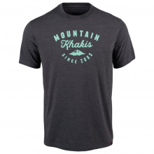 Men's Logo Script T-Shirt Classic Fit by Mountain Khakis