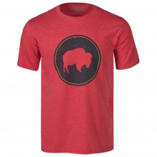Men's Bison Patch T-Shirt Classic Fit by Mountain Khakis