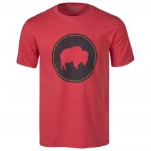 Men's Bison Patch T-Shirt Classic Fit