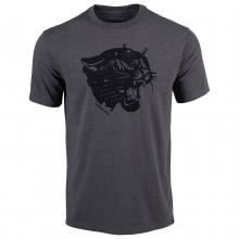 Men's Mountain Lion Etch T-Shirt Classic Fit
