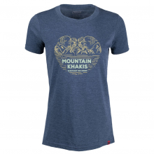 Women's YWS Bison Reflection T-Shirt by Mountain Khakis