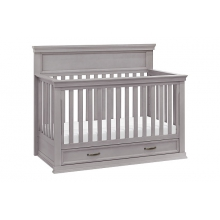 Langford 4-in-1 Convertible Crib by Million Dollar Baby Classic