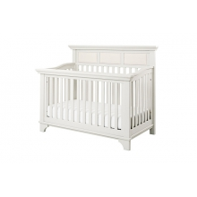 Arcadia 4-in-1 Convertible Crib by Million Dollar Baby Classic