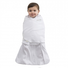 SleepSack Swaddle Cotton Silver Pin Dot Newborn by Halo in Irvine Ca