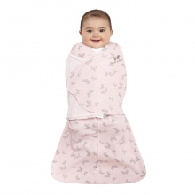 SleepSack Swaddle 100% Cotton Butterfly Scribble Newborn by Halo