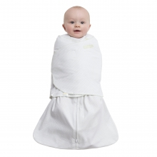 SleepSack Swaddle 100% Cotton  Sage Pin Dot  Newborn by Halo