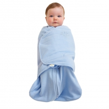 SleepSack Swaddle Micro-Fleece Blue Small by Halo in Dothan Al