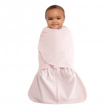 SleepSack Swaddle Micro-Fleece Pink Newborn by Halo in Irvine Ca