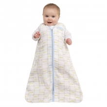 SleepSack Wearable Blanket Cotton Muslin Alligator Blue Large by Halo in Dothan Al
