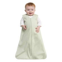 SleepSack Wearable Blanket 100% Cotton Sage Medium by Halo
