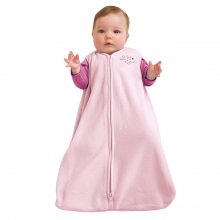 SleepSack Wearable Blanket Micro-Fleece Pink Small by Halo
