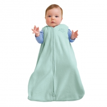 SleepSack Wearable Blanket Micro-Fleece Mint Premie by Halo