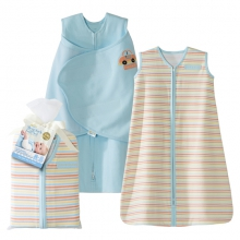2 Piece Gift Set 100% Cotton Blue Car by Halo in Dothan Al