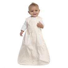SleepSack Wearable Blanket 100% Organic Cotton Cream Medium by Halo
