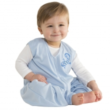 SleepSack Early Walker Lightweight Knit Blue Gecko Large by Halo in Los Angeles Ca