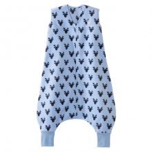 SleepSack Early Walker Micro-Fleece Blue Oh Deer Large by Halo in Irvine Ca