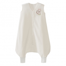 SleepSack Early Walker Micro-Fleece Cream Fox X-Large by Halo
