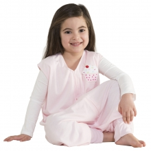 SleepSack Big Kids Lightweight Knit Cupcake  4-5T by Halo