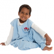 SleepSack Big Kids Micro-Fleece Truck  4-5T by Halo