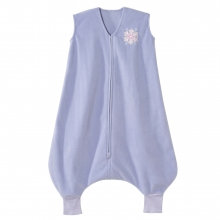 Big Kids SleepSack Wearable Blanket M-Fleece Orchid with snowflake 2-3T by Halo in Dothan Al