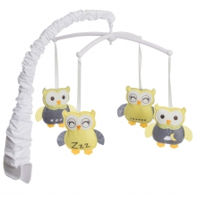 Bassinest Mobile Sleepy Owls by Halo
