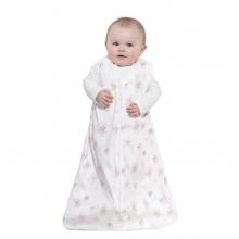 SleepSack Wearable Blanket Cotton Wildflower Blush, Size Xlarge by Halo