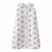 SleepSack Wearable Blanket Micro Fleece - Rose Art Pink, Size SM
