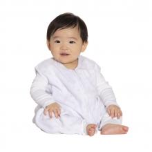 SleepSack Early Walker, Micro-Fleece, Mini Hearts Pink, Size Large