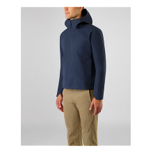 Isogon Hooded Jacket Men's by ARC'TERYX VEILANCE in Whistler Bc