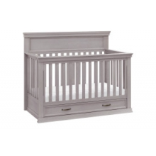 Langford 4-in-1 Convertible Crib with Storage Drawer