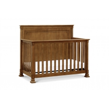 Nelson 4-in-1 Convertible Crib With Toddler Bed Conversion Kit