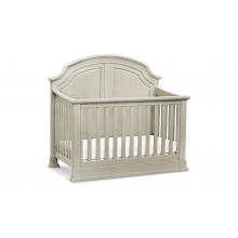 Oliver 4-in-1 Convertible Crib with Toddler Bed Conversion Kit