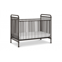 Abigail 3-in-1 Convertible Iron Crib by Franklin & Ben
