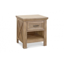 Emory Farmhouse Nightstand by Franklin & Ben in Dothan Al