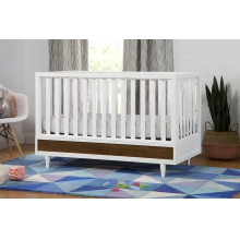 Eero 4-in-1 Convertible Crib