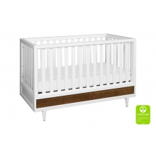 Eero 4-in-1 Convertible Crib by Babyletto