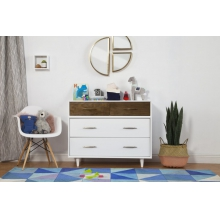Eero 4-Drawer Dresser by Babyletto