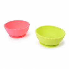 Silicone Bowl Set by Chewbeads
