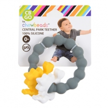 Central Park Teether by Chewbeads in Dublin Ca