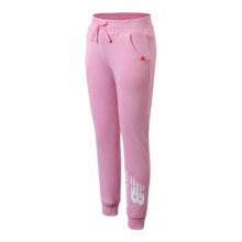 Girls NB Essentials Stacked Logo Jogger by New Balance