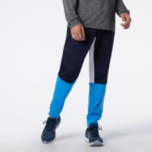 Men's Tenacity Performance Fleece Blocked Pant by New Balance in Highland Park IL