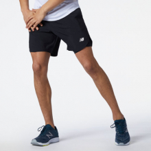 Men's Fast Flight 2 in 1 7 inch Short by New Balance in Highland Park IL