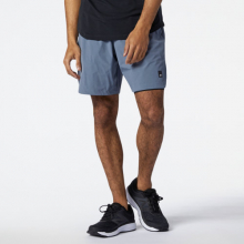 Men's Fortitech 7 inch 2 In 1 Short by New Balance in Highland Park IL