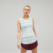 Women's Q Speed Jacquard Tank by New Balance in Highland Park IL
