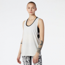 Women's Relentless Sweat Tank by New Balance in Highland Park IL