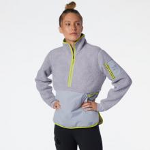 Women's Q Speed Sherpa Anorak by New Balance