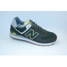 Women's 574 Nouveau Lace by New Balance in Omaha Ne