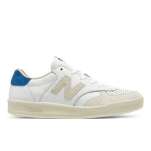 300 Leather Men's Court Classics Shoes by New Balance